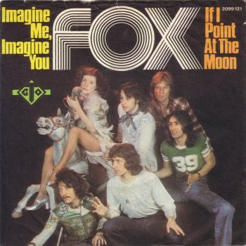 The band Fox with lead singer Noosha on the cover of the recording Imagine Me, Imagine You