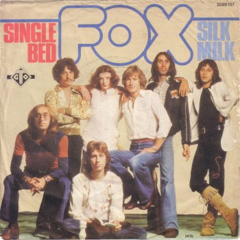 The band Fox with lead singer Noosha on the cover of the recording Single Bed