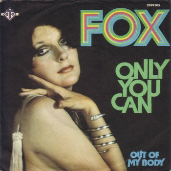 Noosha Fox on the cover of the recording Only You Can